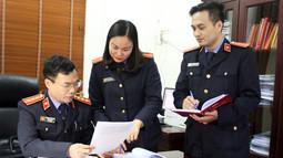 VKSND huyện Hiệp Hòa tích cực trong công tác xây dựng Đảng gắn liền với việc thực hiện chức năng, nhiệm vụ
