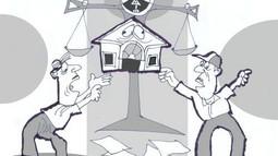 Một số vấn đề cần lưu ý khi kiểm sát giải quyết về nội dung vụ án tranh chấp quyền sử dụng đất