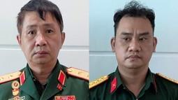 Phê chuẩn khởi tố 2 đối tượng giả mạo sĩ quan quân đội tại TP. Hồ Chí Minh
